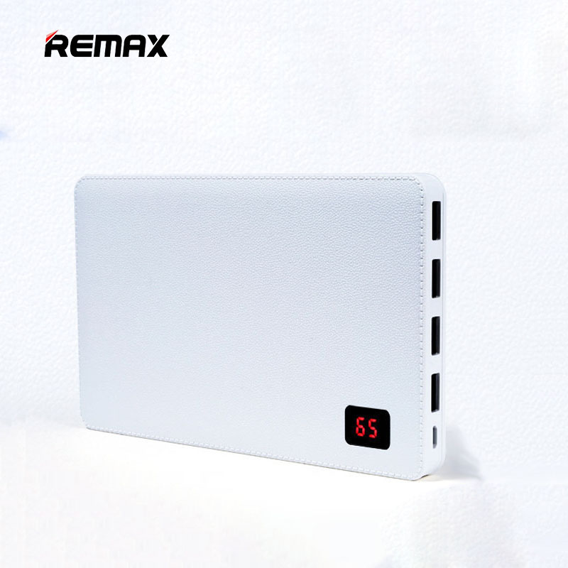 Remax Proda 4 USB 30000mAh PowerBank 30000 mAh Poverbank Portable External Battery Charger For xiaomi Samsung Mi Phone Tablets