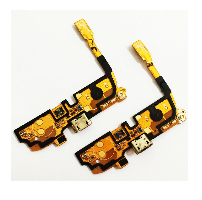 For LG Optimus L90 D405 D410 D415 Micro Dock Connector PCB Board USB Charging Port Flex Ribbon Cable Replacement