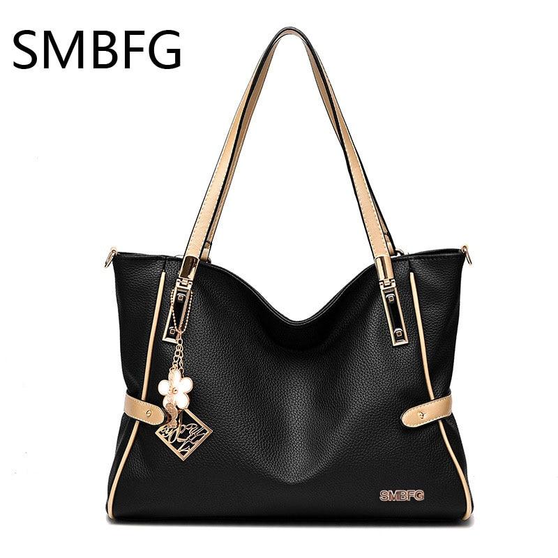 ženske usnjene torbice ženski plima kul stil modne torbice - Torbice - Fotografija 1