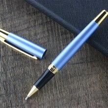 Дика Вэнь 8017 уникальный 5 цветов ролик ручка высокое качество роскошные Офис Школьные принадлежности материалы металлический