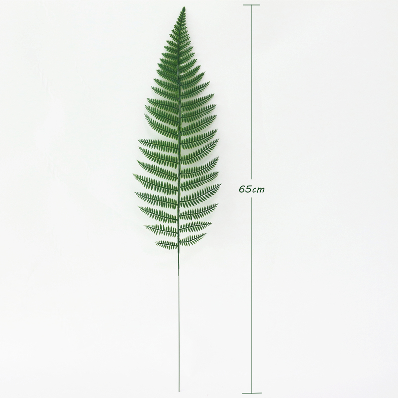 JAROWN Artificial Plants Fern Leaf Nordic Minimalist Style Decor Flower For Wedding Home Flower Arrangement DIY Accessories (11)