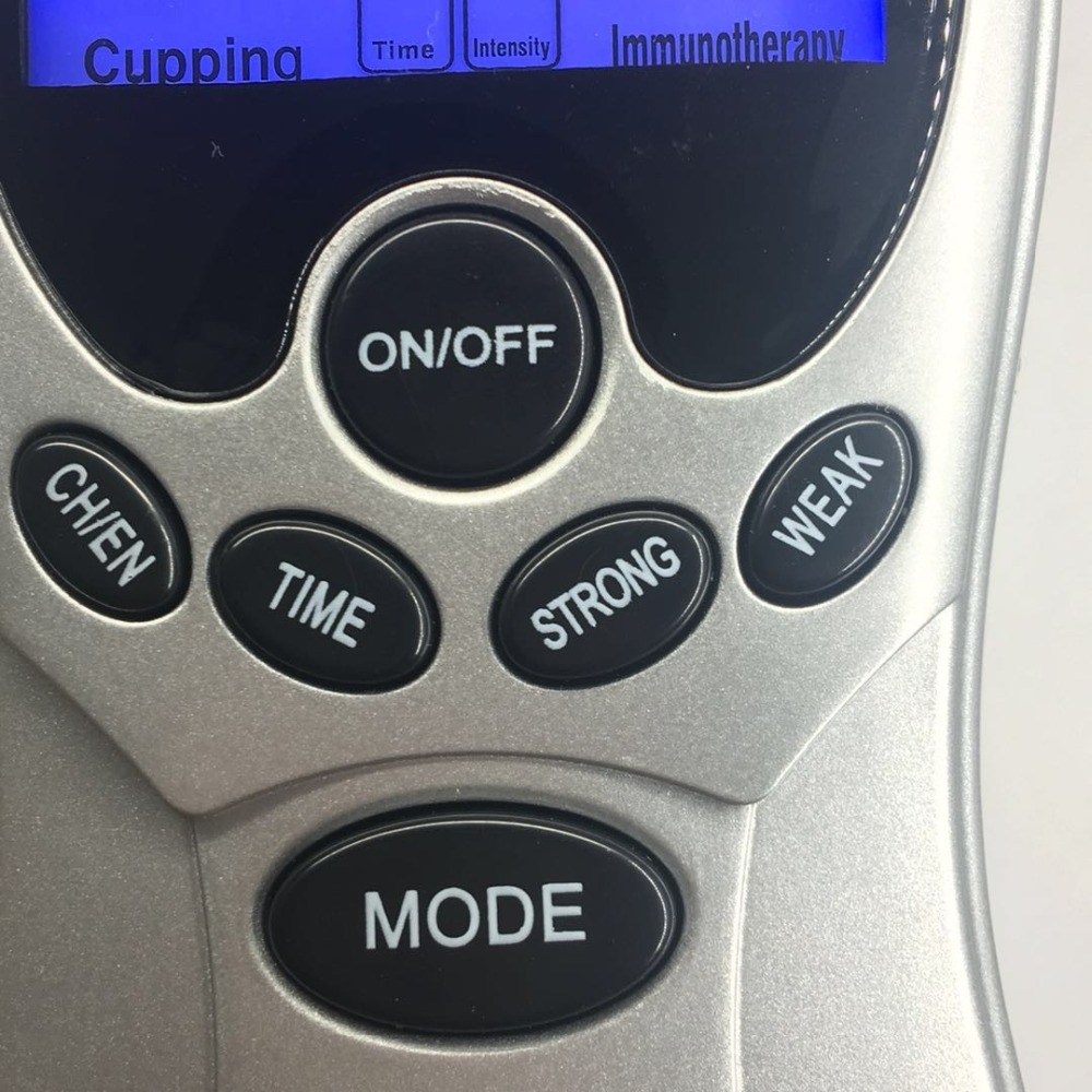 Multi-funktion Digital Meridian Therapie Maschine Elektronische Akupunktur Massager Maschine Gesundheit Pflege (UNS, EU oder AU Stecker)