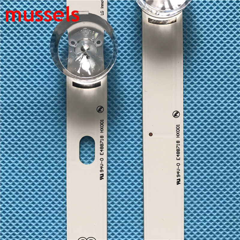 """Image 3 - LED Backlight strip For LG 50"""" TV Innotek DRT 3.0 A/B 140107 6916L 1735A 6916L 1736A 6916L 1978A 6916L 1982A 50lb5610 50LB653V-in Industrial Computer & Accessories from Computer & Office"""