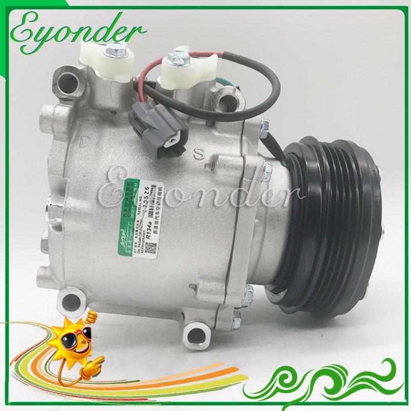 For Honda CR-V 2002 2003 2004 2005 2006 AC Compressor w// A//C Drier