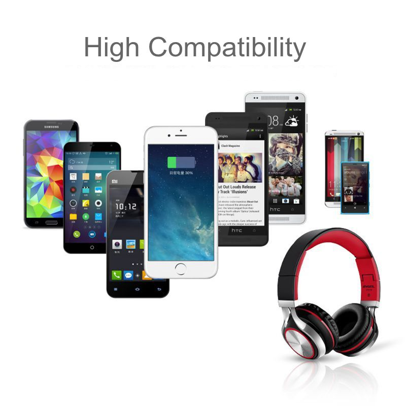 ITSYH Headphones 3.5mm Music Portable Gaming Headset for Phones And MP3 MP4 PC Music Gift headset TW-811