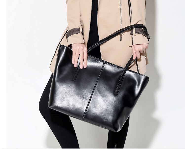 women leather handbags genuine leather bags messenger bags (6)