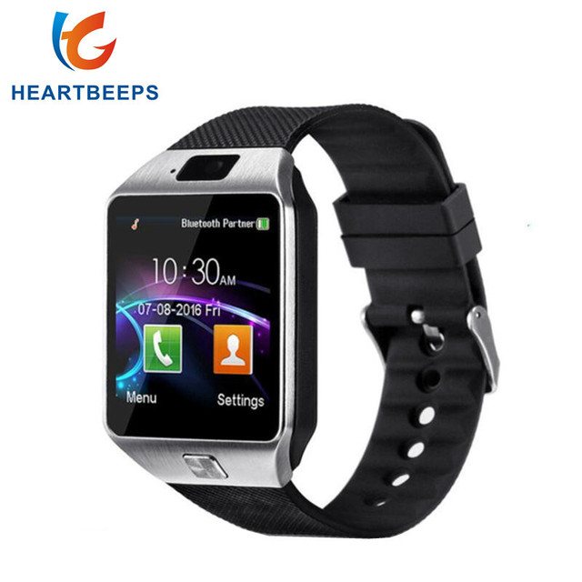 c175925fb7a Smart Watch DZ09 Bluetooth Smartwatch Android Phone Call Relogio 2G GSM SIM  TF Card Camera for iPhone Samsung HUAWEI PK GT08 A1-in Smart Watches from  ...