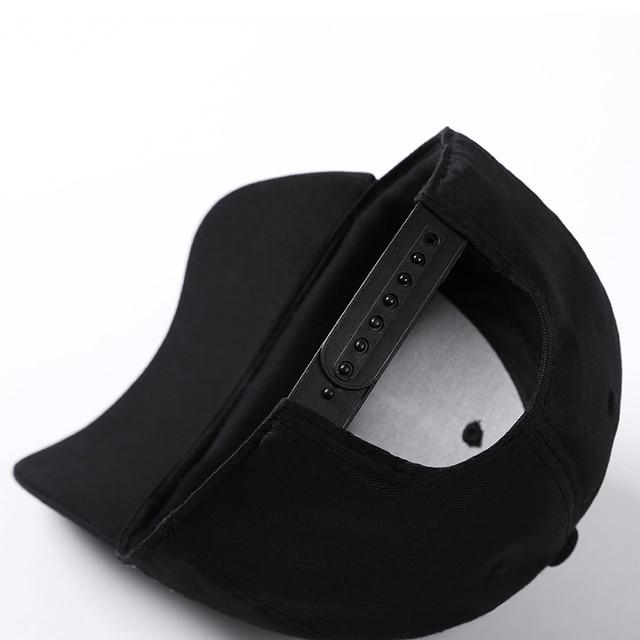 0c629813658 High Quality Unisex 100% Cotton Outdoor Baseball Cap Skull ...
