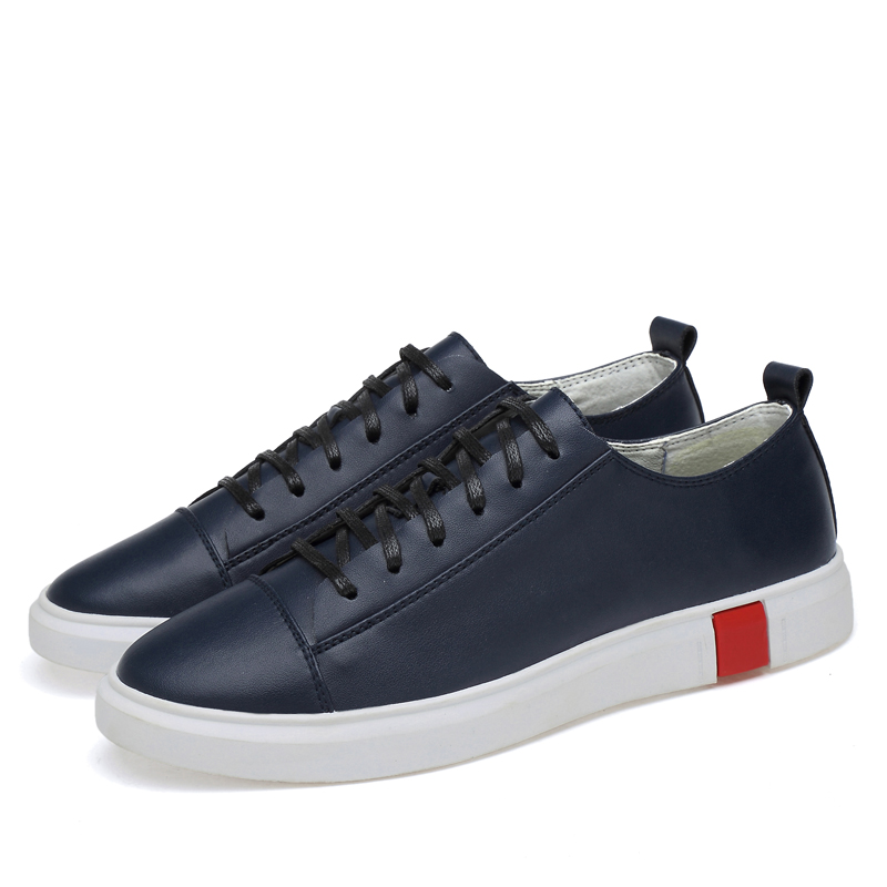 Men Shoes Sneakers Leather Zoom Blazer Low Shoes Casual Lightweight Shoes Flats Fashion Male Driving Shoes Lace-up Size 36-47