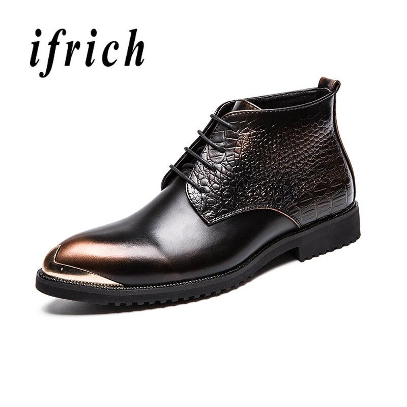 Masculino Wearable Black Sapatos Preto Do Derby Sociais Pé Ouro Negócios Alta gold Popular Dedo Confortáveis Vestem De Homens Apontado Se Top FwEx6qH
