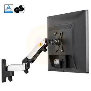 """Image 2 - Nb F150 Aluminium 360 Graden 17 """" 27"""" Monitor Houder Gasveer Arm Led Lcd Tv Muur mount Laden 2 7kgs"""