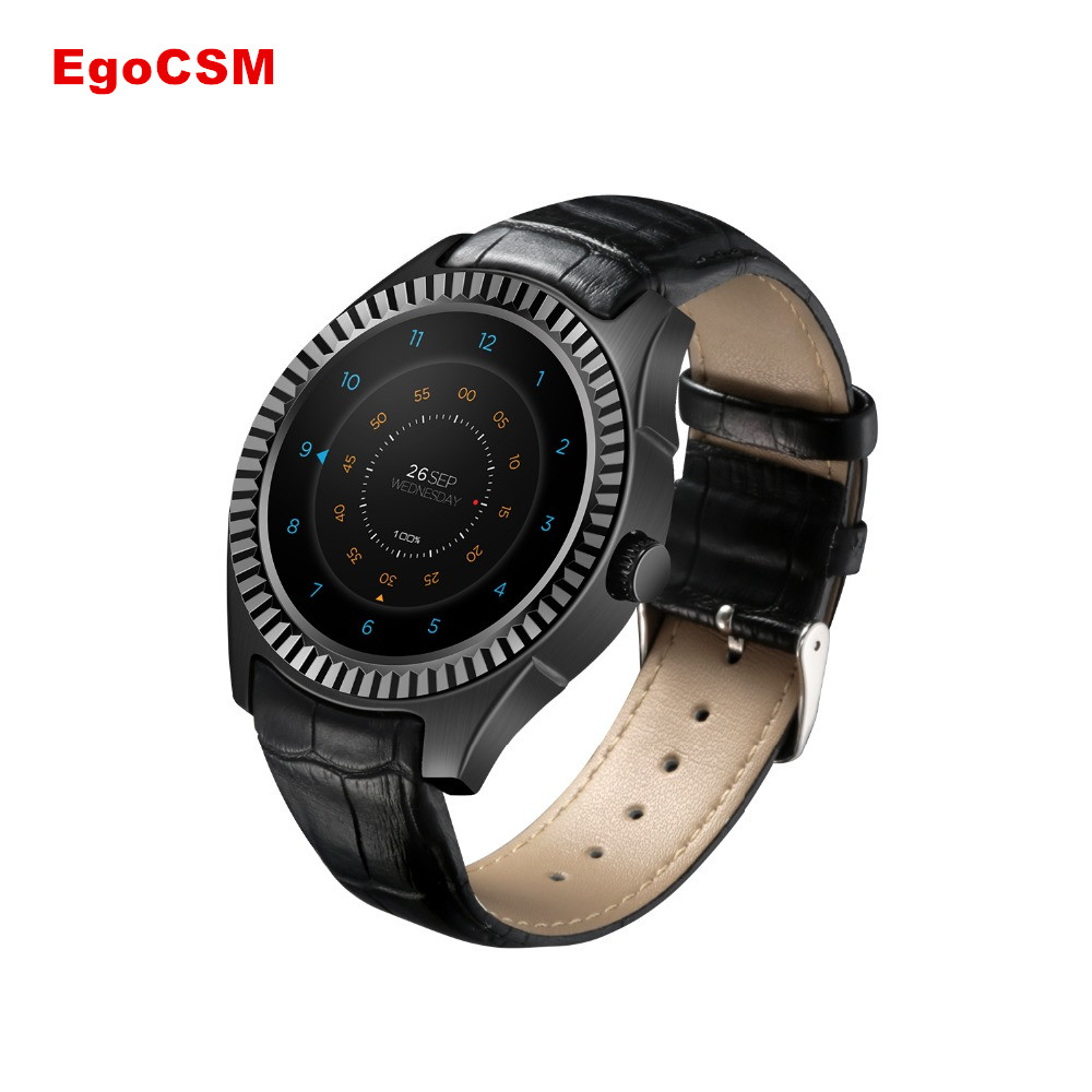 EgoCSM  D7 Smart Watch Android 4.4 SIM Bluetooth 4.0 Smartwatch 500mAh GPS WIFI 3G Heart Rate Monitor Smart Wearable Devices new arrival pw308 update version smartwatch androidwatch with 3g sim compass gps watch wearable devices smart electronic