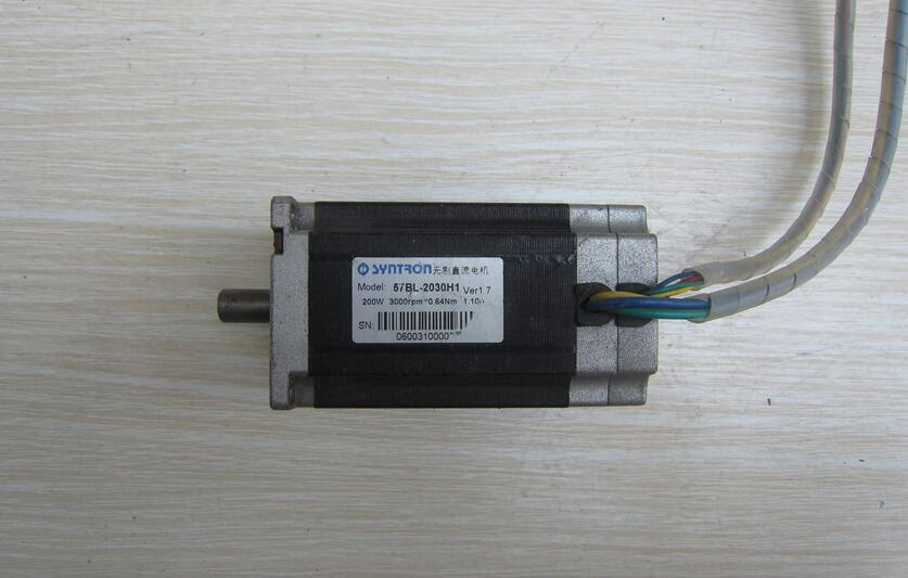 Used in good condition stepper motor 57BL-2030H1
