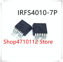 NEW    100PCS/LOT IRFS4010-7P FS4010-7P TO263  IC