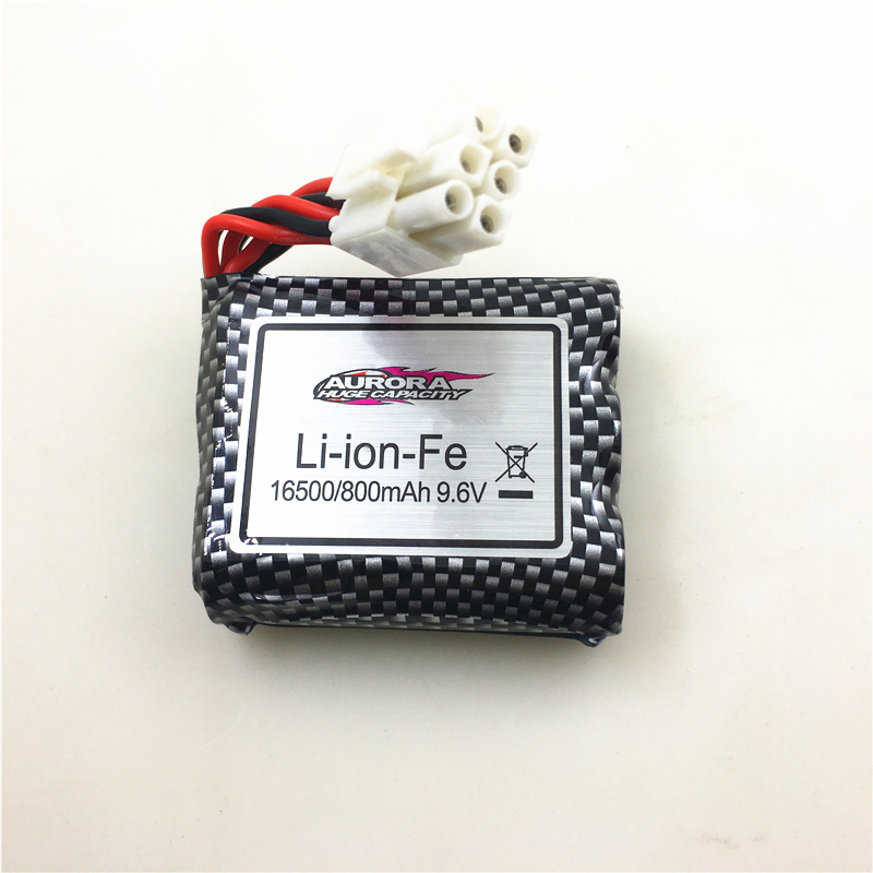 800mah Battery For JYRC 9115 9116 <font><b>S911</b></font> S912 <font><b>RC</b></font> Car Spare <font><b>Parts</b></font> Double Lipo battery Accessories Charger Or Conversion line image