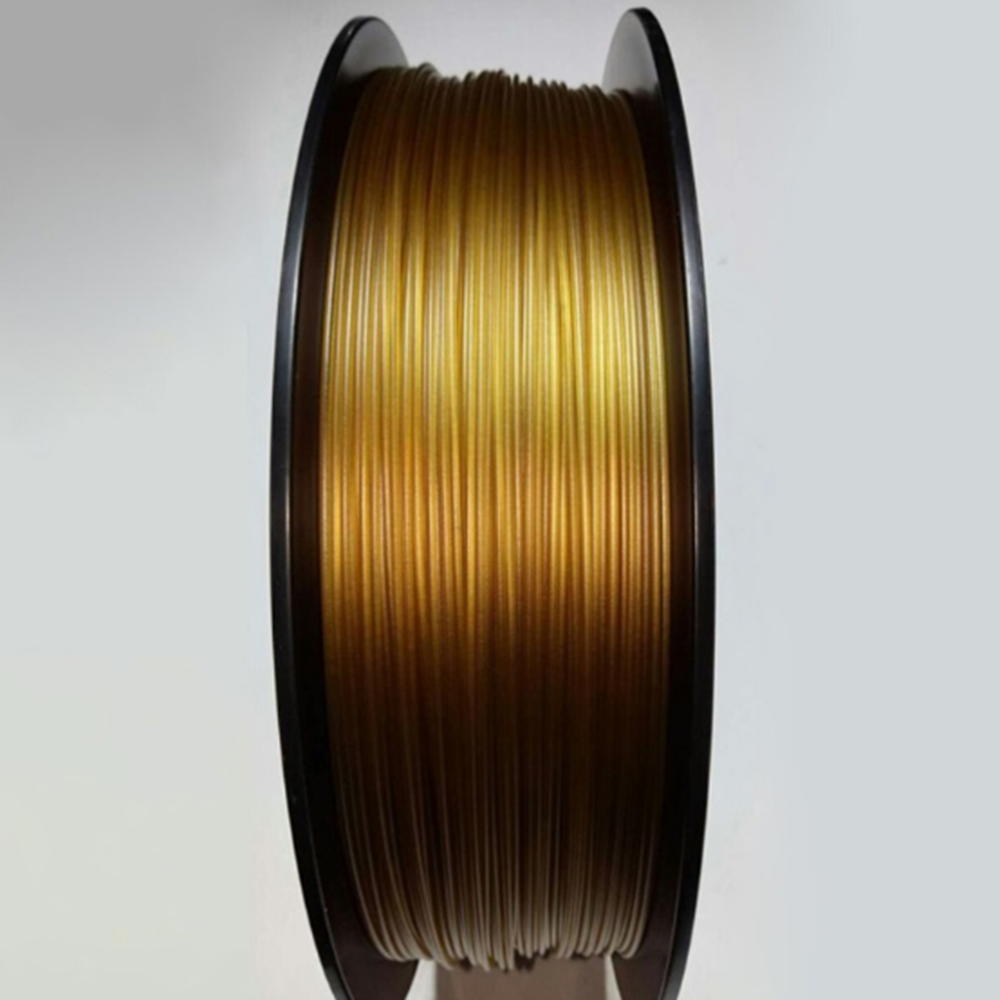 FLEXBED Ultem PEI 3D Printer Filament, Dimensional Accuracy +/- 0.03 mm, 0.5kg Spool, 1.75 mm, Natural Color