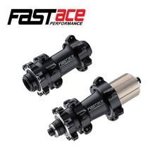 Taiwan FASTACE DH807 Mtb Hubs 28 Hole Disc Brake Hub Al 7075 CNC Mtb Bike Hub For SHIMANO XT M8000 Bike Accessory