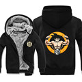 2016 New Fashion Dragon Ball Z Hoodies Son Goku Printed Hat Dragon Ball Sweatshirt Fleece Men Hoody Free Shipping