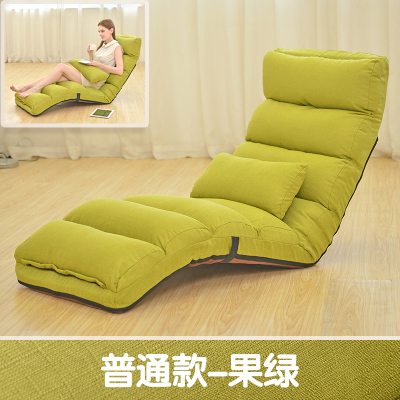 Folding Sofa Chair Lazy Sofa Sofa bed more colors to choose