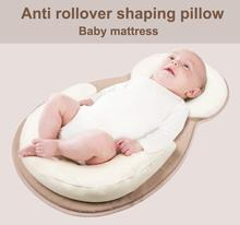 Multi Function Baby Nest Bed Portable Infant Crib Newborn Toddler Safety Folding Crib Newborn Baby Cribs With Pillow все цены