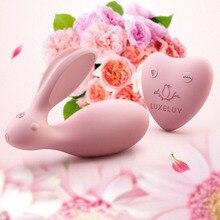 Rabbit Vibrators for women Dual Vibrator Strap on G Spot Dildo Clitoris Stimulator USB Vibrating Eggs Erotic Sex Toys For Woman