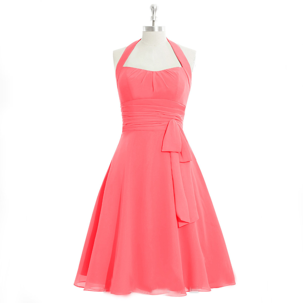 Popular Coral Party Dresses-Buy Cheap Coral Party Dresses lots ...
