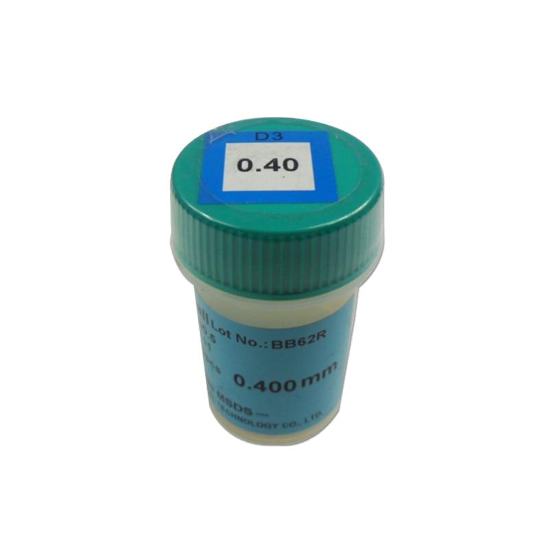 PMTC BGA solder ball 250K 0.2mm 0.25mm 0.3mm 0.35mm 0.4mm 0.45mm 0.5mm 0.55mm 0.6mm 0.65mm 0.76mm lead-free tin solder balls pmtc 250k 0 65mm leaded free bga solder ball for bga repair bga reballing kit bga chip reballing