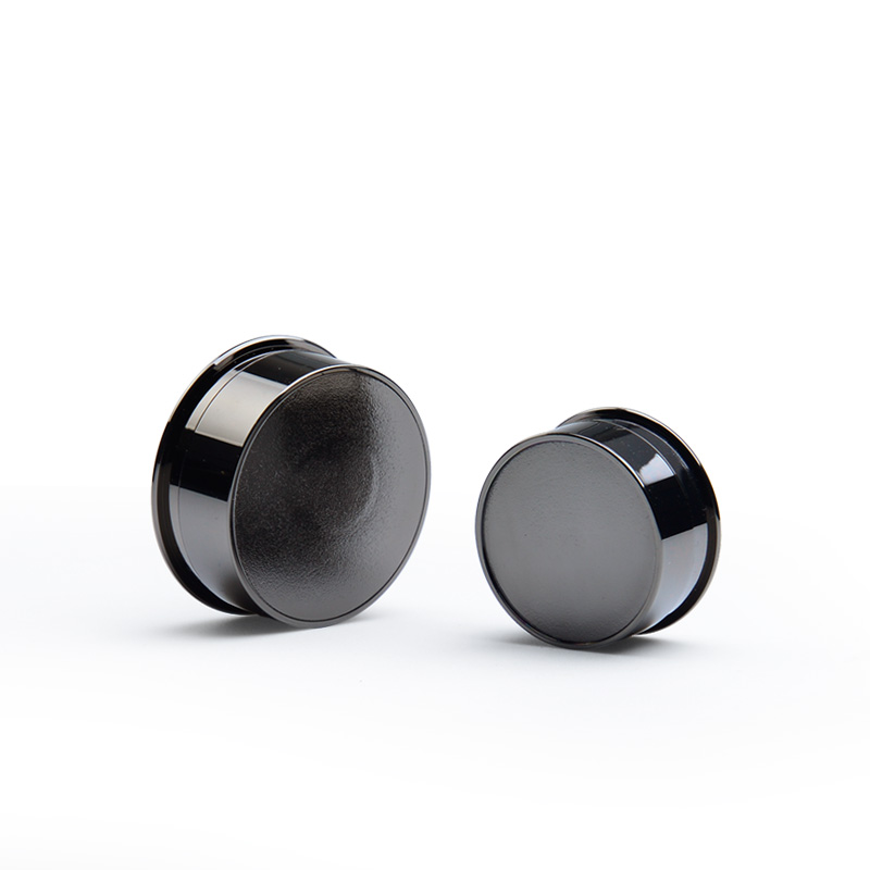 FANXI Black Metal Naked drill box with circular arc shape for Jewelry Organizer loose diamond Exhibition Holder Jewelry Props in Jewelry Packaging Display from Jewelry Accessories