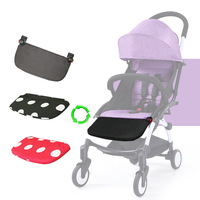 Generic Baby Stroller Accessory Compact Footrest Footboard Sleepping Extend Board 16 5cm For Babyzen YOYO Prams