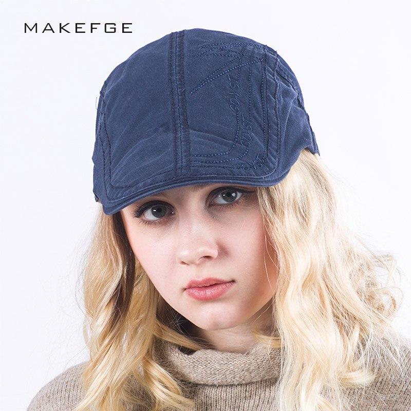 Beret Cap Unisex Mens Hat Cotton Striped Beret England British Retro Men Women Woolen Flat Cap Boina Hat