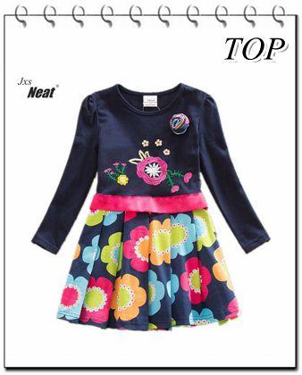 2016-Retail-baby-girl-clothes-Long-Sleeve-Girls-Dress-ribbons-Kids-pretty-Dresses-A-line-children.jpg_640x640