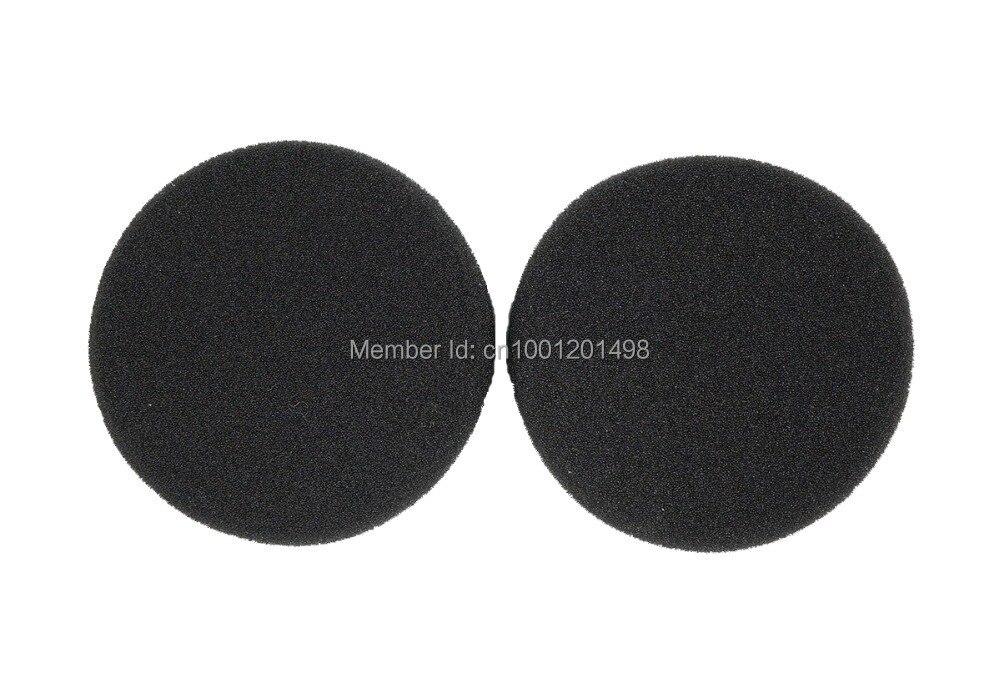 2 Paar Ersetzen Sie das Gehörschutzkissen für Sennheiser PX90 PX95 AKG K420 K420P-Kopfhörer mit 58-mm-Ohrpolstern