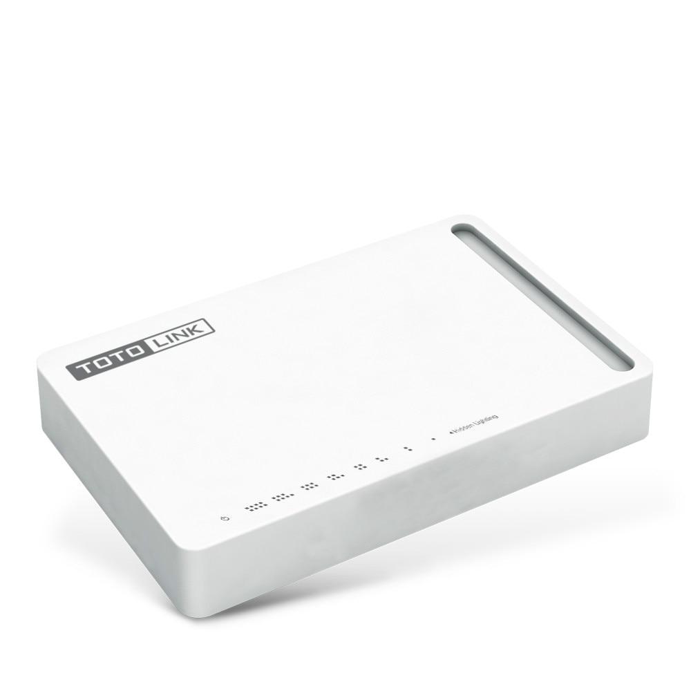 TOTOLINK S808 8 Port Switch 10 100Mbps Desktop Switch