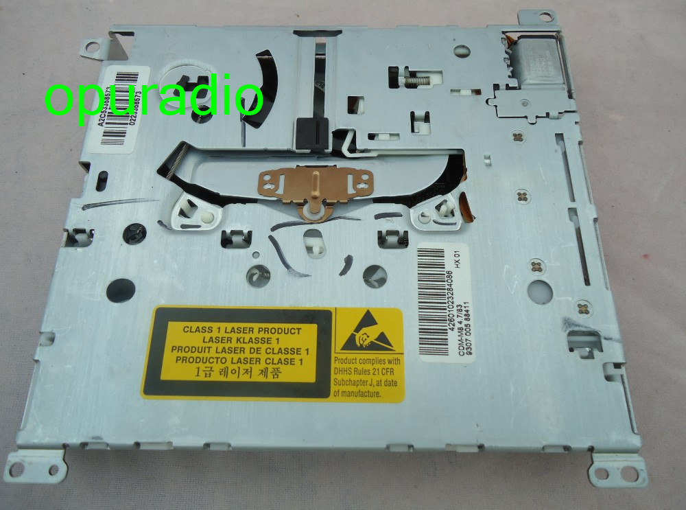 Cd Player Lower Price with Top Quality Cdm-m8 4.7/83 Cd Loader Mechanism With Correct Pcb For Bmw Ccc E60 E90 Renault Scenic Year 2008 Navigation Bluetooth Relieving Heat And Sunstroke
