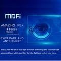 Original mofi dureza 9 h + anti blu-ray 0.3mm 2.5d nano recubierto de cristal templado de cine para xiaomi redmi 3 pro