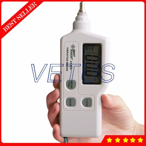 AS63A Digital Vibration measuring instrument with vibration analyzer price