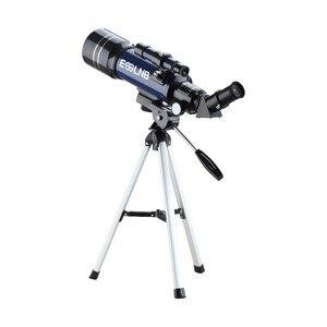 Image 2 - F36070 天体望遠鏡と三脚ファインダー初心者のための探検スペースムーン見単眼望遠鏡ギフト子供のための