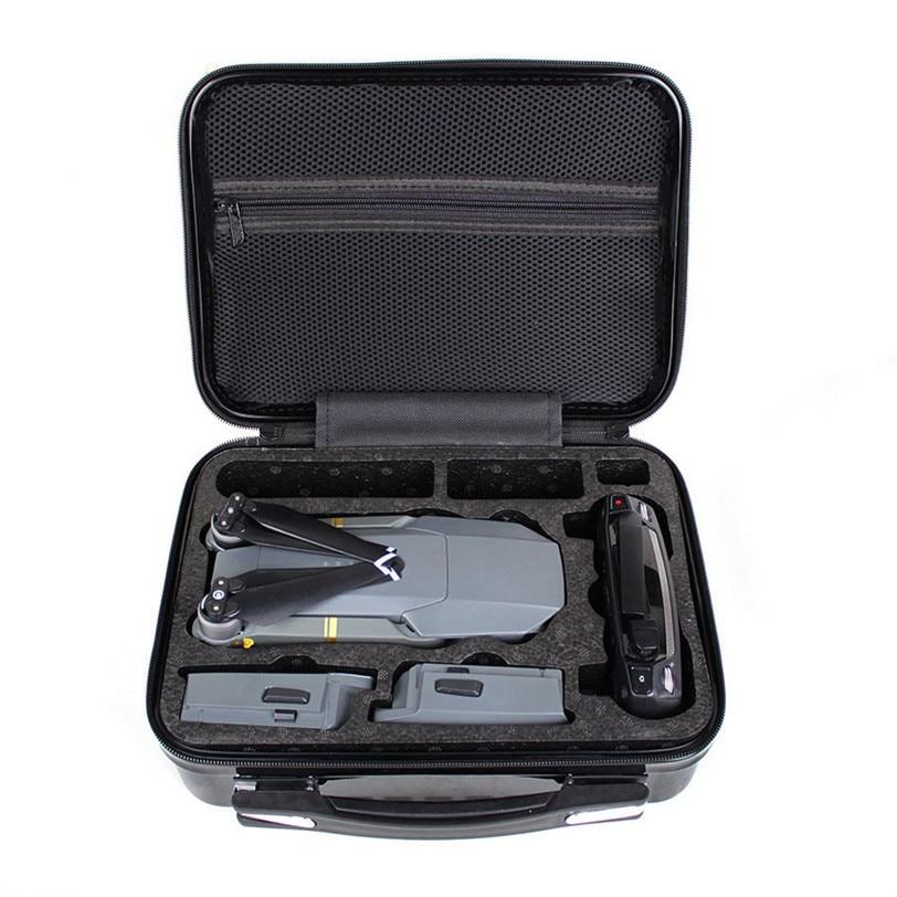 Shoulder Bag For DJI Mavic Pro Accessories Hardshell Waterproof Box Suitcase Bag For DJI Mavic Pro RC Quadcopter Drone Bag 20J