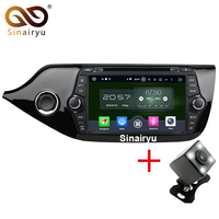 Android 6 0 Octa Core 4G Car GPS Multimedia Player For KIA Ceed 2013 2014 2015