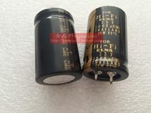 купить 30PCS ELNA tonic capacitor FOR HIFI electrolytic capacitor 35V1000UF 25X40 LAO black gold free shipping дешево
