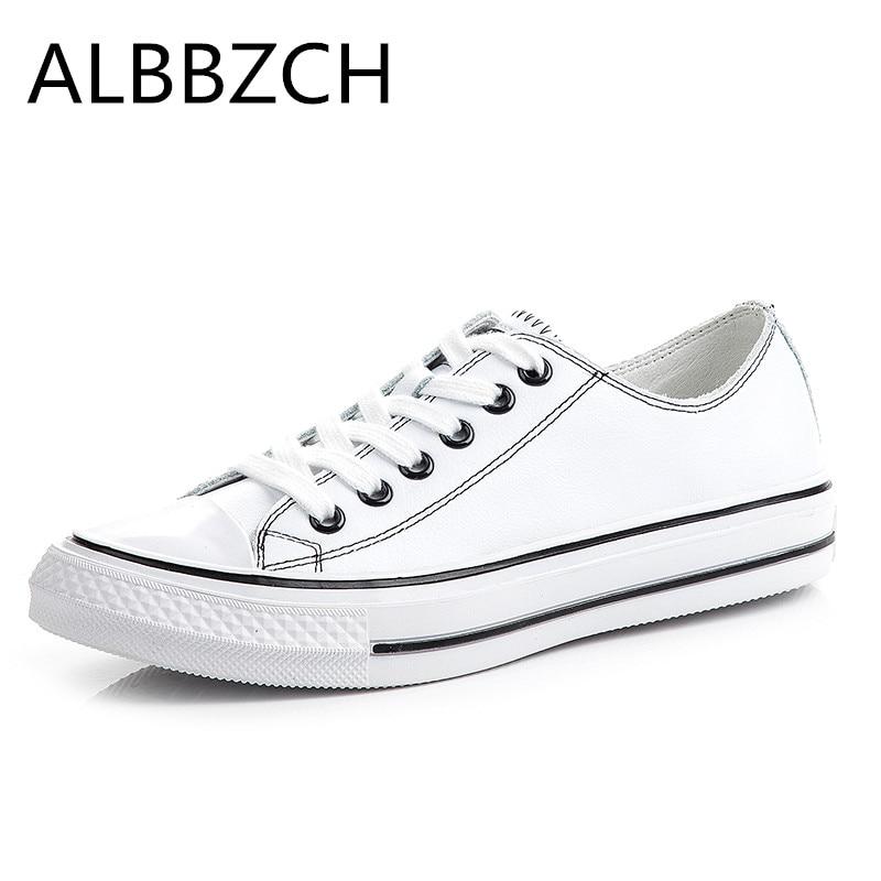 Nouveau femmes en cuir chaussures femme décontractées appartements femmes plate-forme baskets blanc noir chaussures de Sport dames filles loisirs chaussures d'été