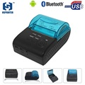 pos58 Android pos bill mobile rechargeable thermal receipt printer with big storage and test sdk HS-589A
