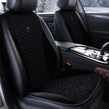 The new 2017 auto heat the massage cushion the winter car heating cushion heating car home dual-use massage chair cushion