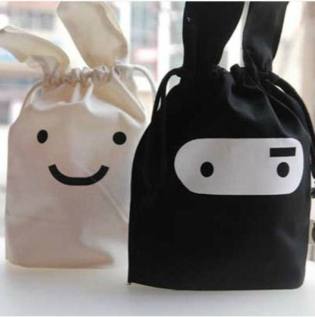2pcs/lot Waterproof Storage Bags Drawstring Backpack For Travel Outdoor Clothing Shoe Laundry Pouch Cosmetic Underwear Organizer