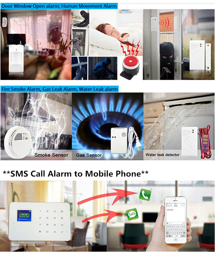 4 sms call to mobile