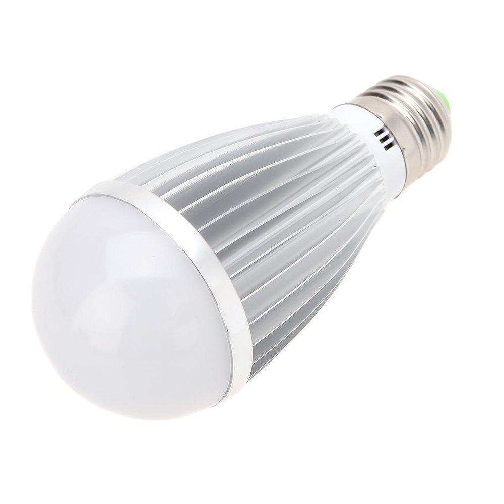 E27 7W 14 SMD 5630 LED Warm White Microwave Radar Motion Sensor for Ambient Light Lamp 7w 14 smd 5630 led 650lm 3200k warm white light module 22 25v