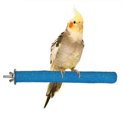 Parrot Toys Pet Bird  Accessories Best Selling 2019 Products Pet Bird Cage Perches Stand Platform Paw Grinding Bites Toy  96