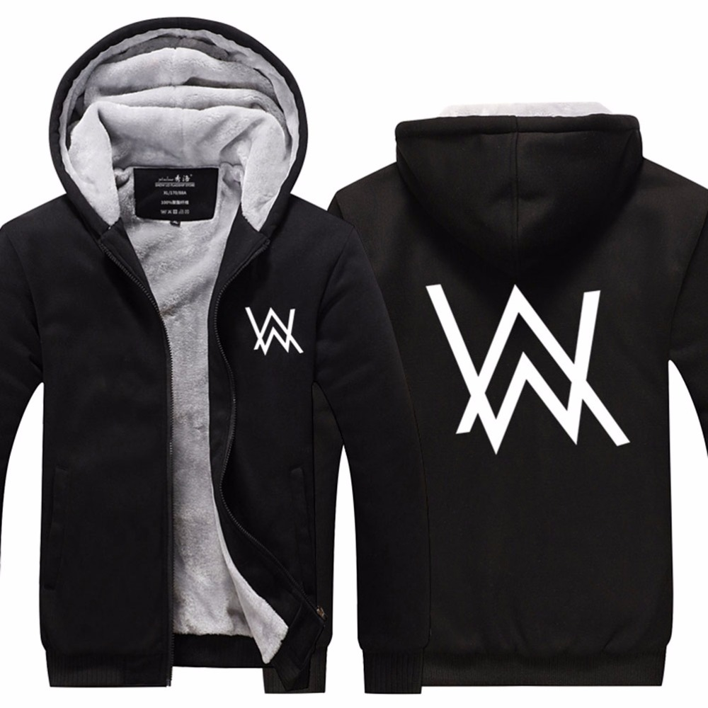 2016disco jockey alan walker faded fleece fleece. Black Bedroom Furniture Sets. Home Design Ideas