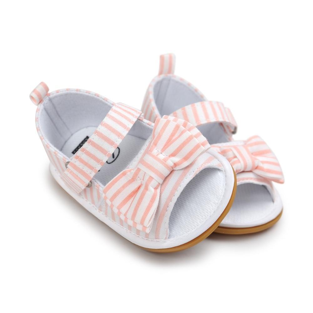 2017 sommer babyschuhe weiche kinder bogen baby kleinkind bebe shoes - Babyschuhe - Foto 5