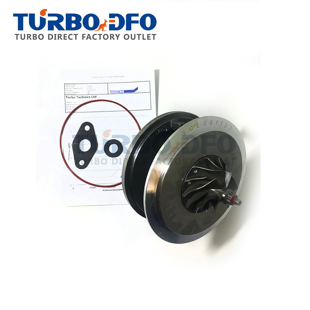 GTA1749MV 728680 Garrett Turbo Cartridge Balanced For Ford Mondeo III 2.0 TDCi 96Kw 131 Hp Puma - NEW Turbine CHRA 728680-5015S